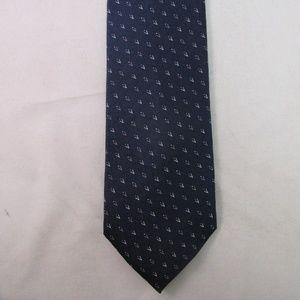 John Varvatos Men's Narrow Silk Tie
